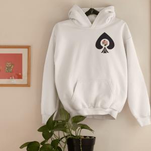 Small Spade Logo Suitshirt UnderPoker